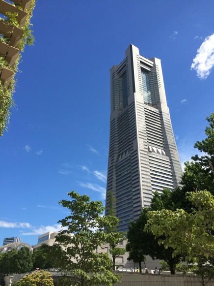 横浜ランドマークタワー 横手貞一朗