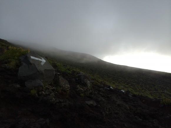富士山 登山 横手貞一朗