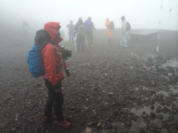 横手貞一朗 桑山哲也さん 富士山山頂 トレーニング ダイエット