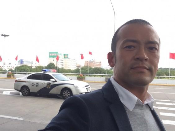 横手貞一朗 上海 ビジネスアスリートプログラム