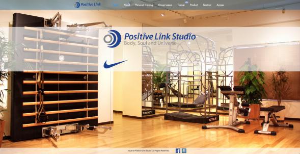 ポジティブリンクスタジオ 公式ホームページ 横手貞一朗 グループレッスン パーソナルトレーニング
