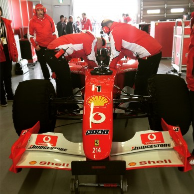 F1 横手貞一朗 トレーニング レーサートレーニング 動体視力